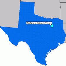 Kaufman County, Texas