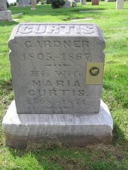 Benjamin Gardner Curtis 1802 1867 Wikitree Free Family Tree