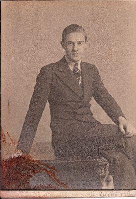 Richard Henry Myles Arbuthnot Mbe 1911 1943 Wikitree