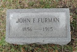 John Franklin Furman headstone 1854 to 1915 Portlock Cemetery Portsmouth Portsmouth City Virginia USA Source Find A Grave