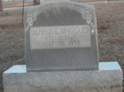 Alfred Maggard Image 1
