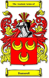 Damerell Coat of Arms