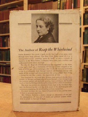 Edith Kneipple Roberts' About The Author page.