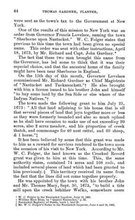 Thomas Gardner, Planter; page 44