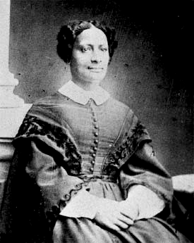 Dr. Sarah Parker Remond, American abolitionist and Italian doctor
