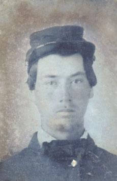 David Jarrett Matheny Sr 1840 1915 Wikitree Free