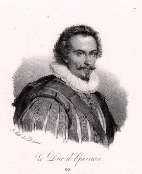 Duke of Épernon,
