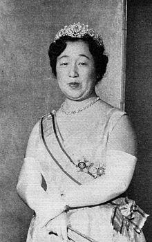 良子女王 (久邇宮) 皇后 (1903-2...