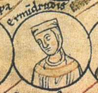 Ermentrude of Burgundy Image 1