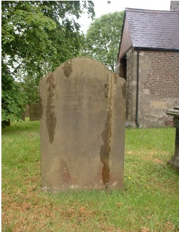 Grave of Richard and Mary Anderson