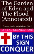 The Garden of Eden and The Flood (Annotated) (1st Ed. 2019)