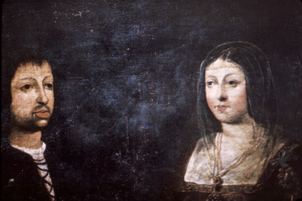 isabella ferdinands influence on the