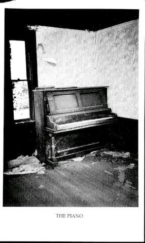 Billy Knight's piano