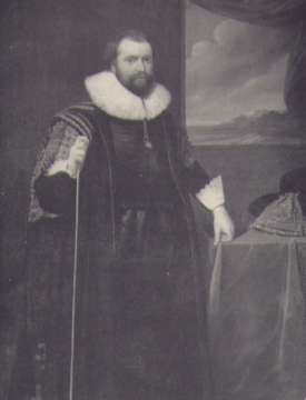 Lionel Cranfield, 1st Earl of Middlesex 1575-1645