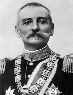 King Peter I of Serbia (1844-1921)