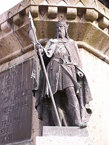Robert I Duke of Normandy