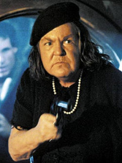actress Anne Ramsey