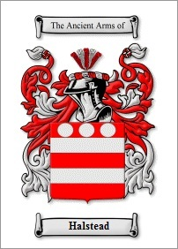 Halstead Coat of Arms