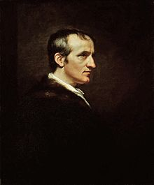 Artist: James Northcote, of ''William Godwin'', oil on canvas, 1802, the National Portrait Gallery