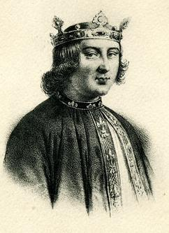 Philip V Capet, King of France