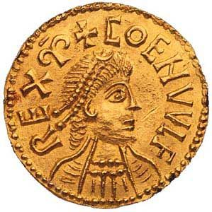 coin of King Coenwulf