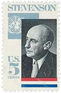 Adlai Stevenson Commemorative