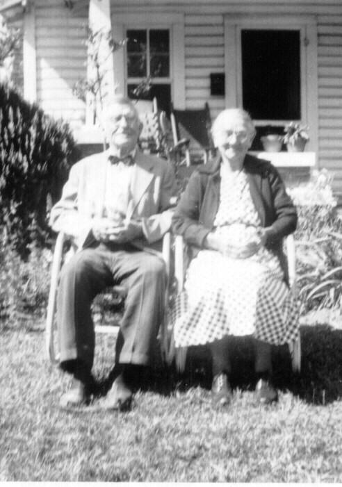 Marvin Bascom and Lula Lee Cotter Hildreth