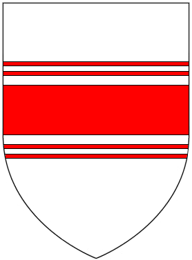 Badlesmere coat of arms