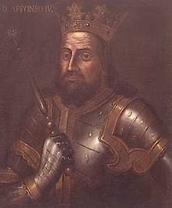 King Afonso IV of Portugal