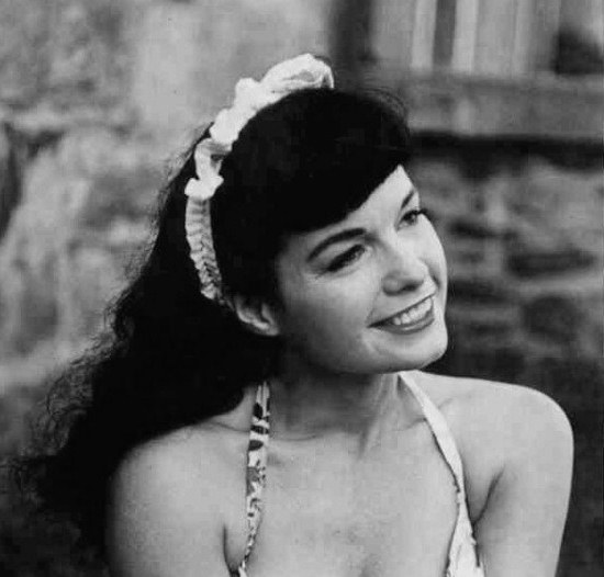 Photo Page: Bettie Page Images, Page 1