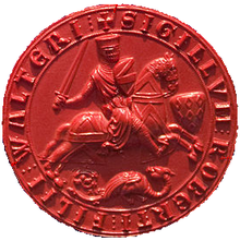 Seal of Robert Fitzwalter