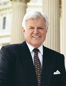 Ted Kennedy Image 1