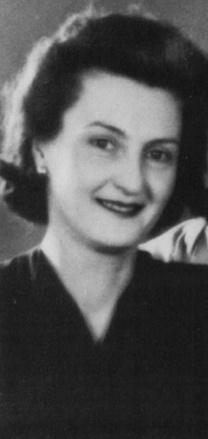 Ilse Ruth Braun Abt 1909 Abt 1979 Wikitree Free Family