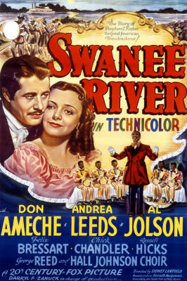 Don Ameche in Swanee River