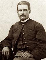 First Lieutenant Stephen Atkins Swails