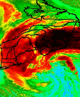 A Nor'Easter