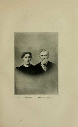 Orion and Mollie Clemens