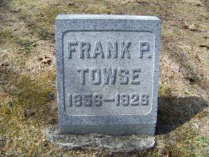 Frank Peavey Towse Sr  (1856-1926) | WikiTree FREE Family Tree