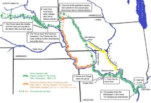Native Americans: Ponca