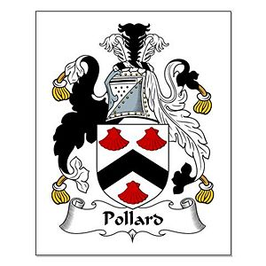 Pollard Coat of Arms