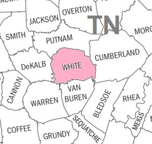 White County, Tennessee