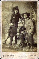 Buffalo Bill Annie Oakley