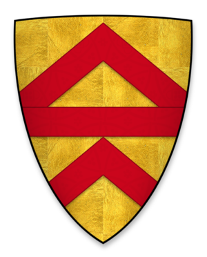 Robert FitzWalter coat of arms