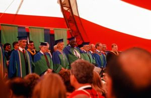 Awarding of Honorary Degrees of Doctor of Athabasca University