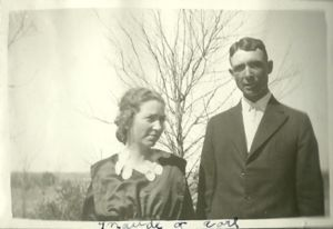 Maude and Earle P.