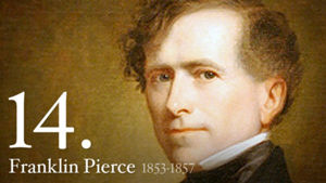 Franklin Pierce 14th US President