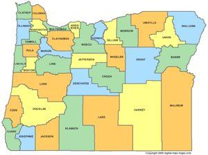 Oregan Resource Page US Civil War: War Between the States