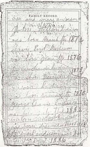 John C. Anderson (1821-abt.1870)   WikiTree FREE Family Tree