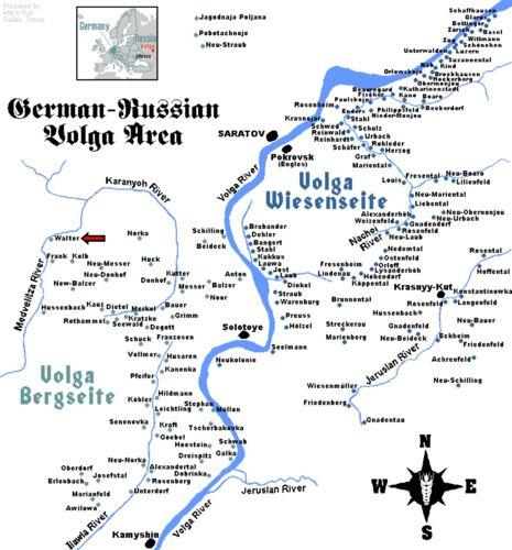 Walter Kolb Russia Map on the frank house on the map, german surnames map, kolb russia families, volga region map, ancient nubia map, frank's map, volga river map, kukkus german map,