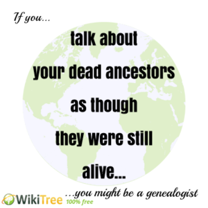 You Might Be a Genealogist E-Cards Image 3
